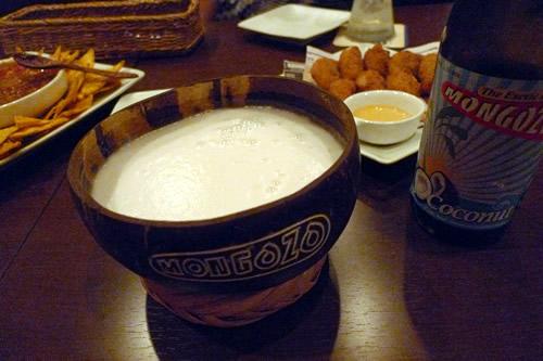 生ビールブログ -とりあえず生!--モンゴゾ ココナッツ