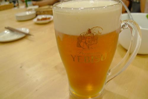 生ビールブログ -とりあえず生!--琥珀ヱビス