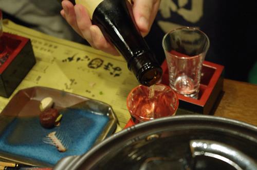 生ビールブログ -とりあえず生!--日本酒 春霞