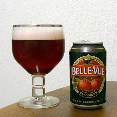 生ビールブログ -とりあえず生!--ベルギー ベルビュークリーク