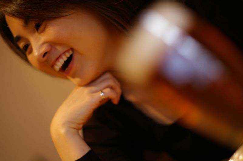 生ビールブログ -とりあえず生!--笑顔が素敵な美香さん