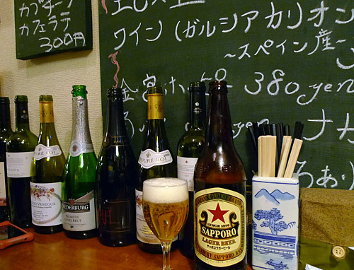 生ビールブログ -とりあえず生!--サッポロラガー