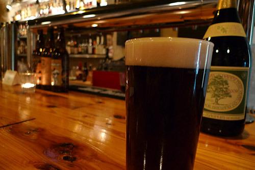 生ビールブログ -とりあえず生!--Craftheads Nogne O #100 Imperial Ale