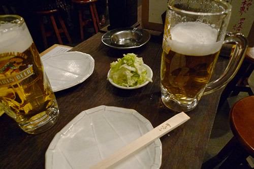 生ビールブログ -とりあえず生!--ビール&お通し