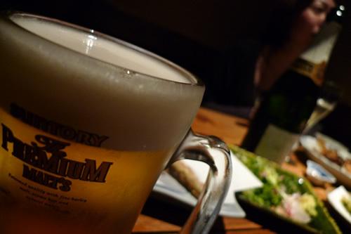 生ビールブログ -とりあえず生!--ビールはプレミアムモルツ