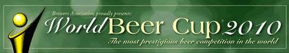 生ビールブログ -とりあえず生!--World Beer Cup 2010