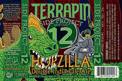 生ビールブログ -とりあえず生!--Terrapin Hopzilla.