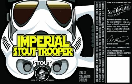 生ビールブログ -とりあえず生!--NewGlarus Imperial Stout Trooper
