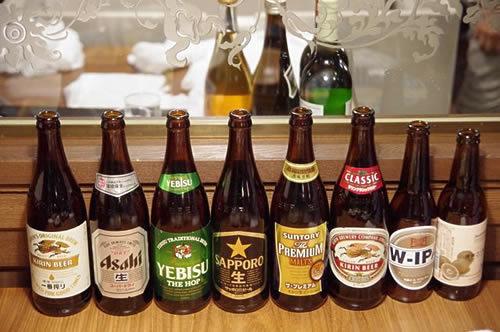 生ビールブログ -とりあえず生!--今回のビールたち