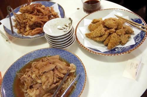 生ビールブログ -とりあえず生!--豚組のお食事