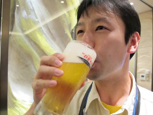 生ビールブログ -とりあえず生!--エクストラコールド ゴクゴク