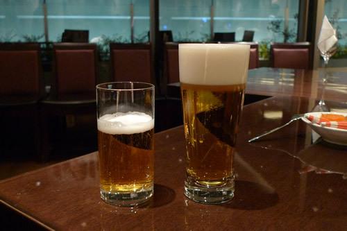 生ビールブログ -とりあえず生!--エクストラコールドと瓶のスーパードライ