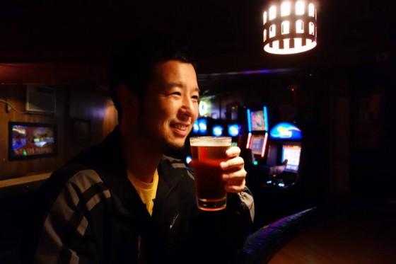 麦酒男 タカバシ
