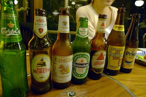 ビールのワールドカップ