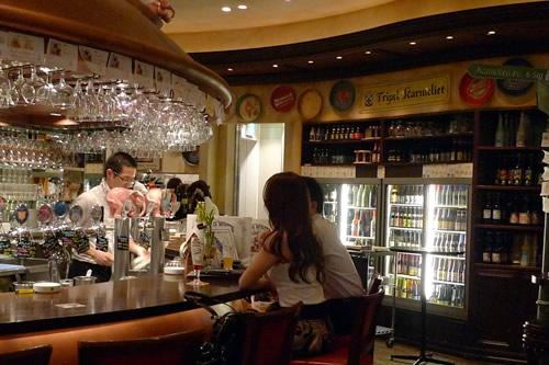 デリリウムカフェ レゼルブ赤坂 店内