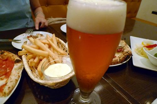 ゲストビール ポパイ25周年記念ビール エクストラ ピルス