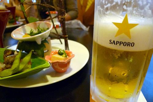 富重 ビールはサッポロ