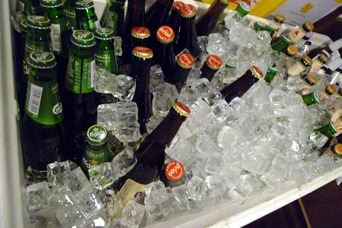 リアルツイ飲み&ビール