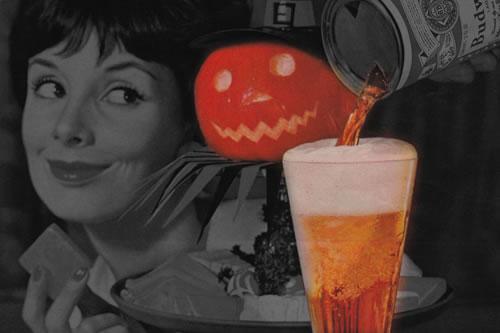 ジャック・O・ランタン&ビール