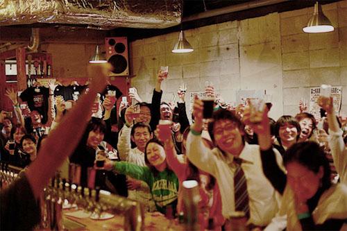 秋のビールミーティング