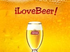 iPhoneアプリ iLoveBeer!