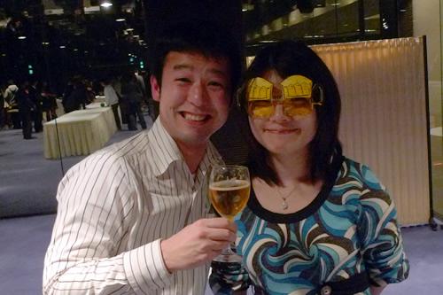 Webクリエイターボックス manaさんと麦酒男