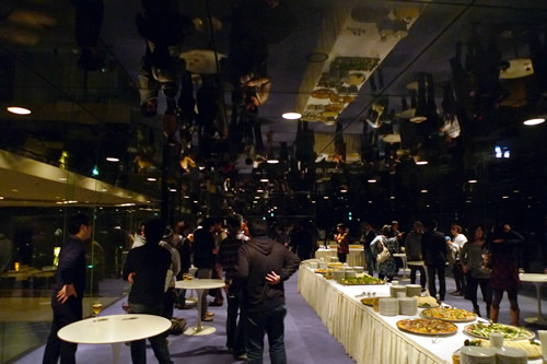 ネタ帳とWebクリエイターボックスの上京を歓迎してくださいの会