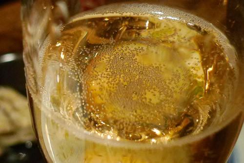 赤坂 泡組 シャンパン