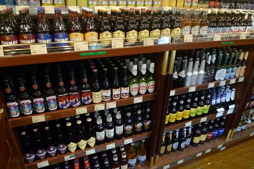 台湾スーパーのビール事情