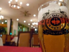 越乃米こしひかり仕込みビール