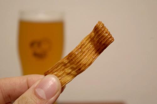 ビールにぴったり!
