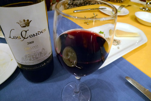 プエルト・デ・パロス ハウスワイン
