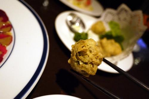 ホップの天ぷら