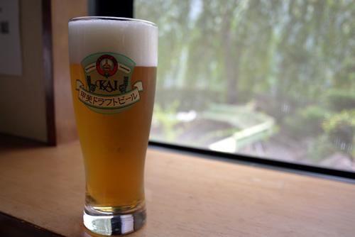甲斐ドラフトビール