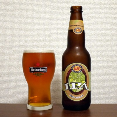 Wild Rose Brewery IPA