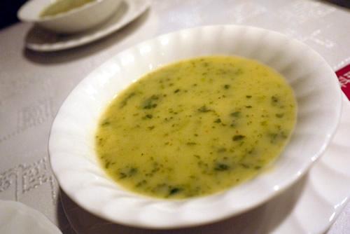 トルコレストラン ヒラル スープ