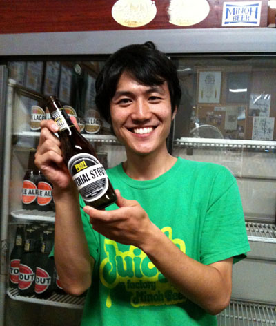 箕面ビール バイト やらくん