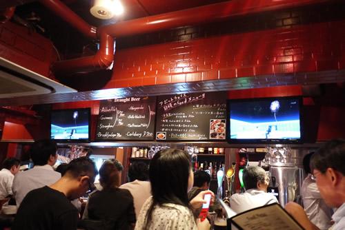 アボットチョイス渋谷 店内
