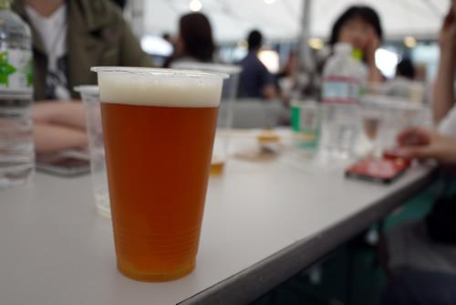さいたま新都心 けやきひろば 秋のビール祭り