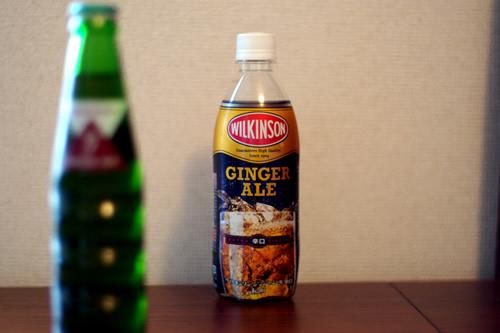 ペットボトルのウィルキンソン