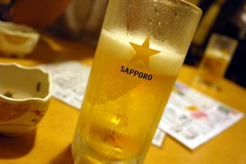 六本木 松ちゃん サッポロビール