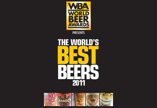 WORLD BEER AWARD 2011