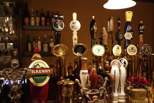 20種類のビールが飲み放題