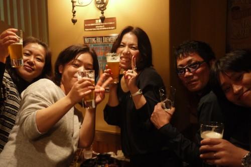 秋のビールミーティング2011 in 渋谷・グリフォン
