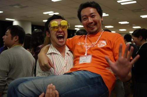 @wokamoto さんを抱くダキバシ