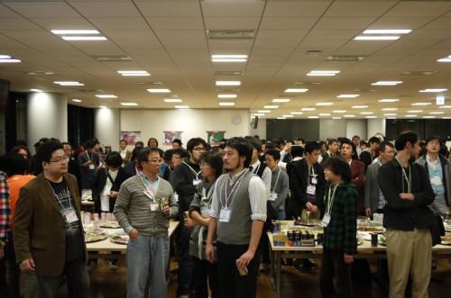 WordCampTokyo2011 懇親会