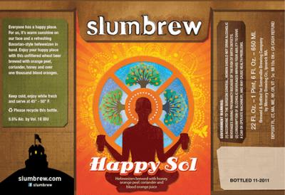 Sluin brew Happy Sol