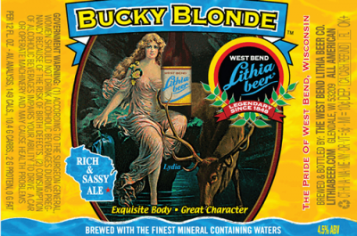 Lithia Bucky Blonde Body