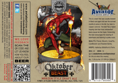 Oktober Beast