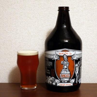 アメリカ Rogue Brewery デッドガイエール(ハーフガロン)